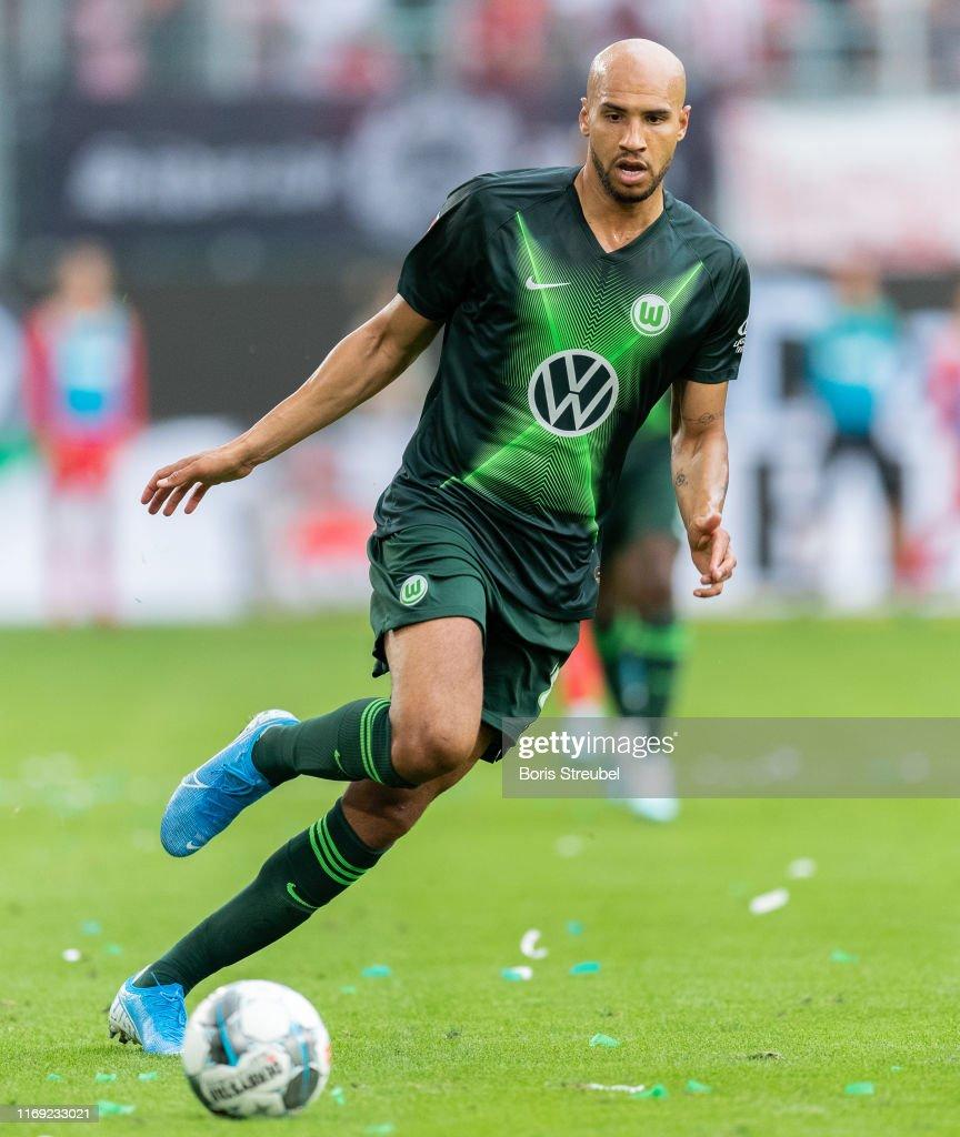 VfL Wolfsburg v 1. FC Koeln - Bundesliga : News Photo