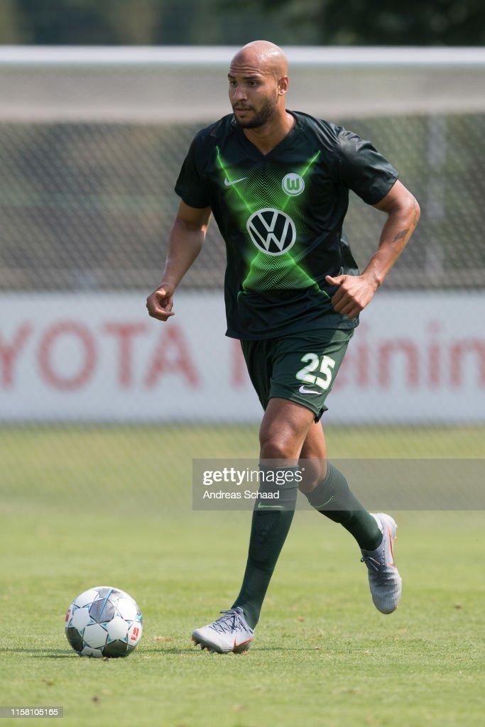 1. FC Union Berlin v VfL Wolfsburg - Pre-Season Friendly : News Photo