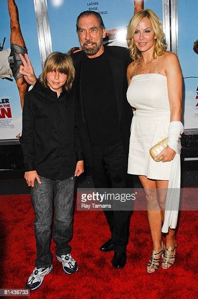 John Anthony DeJoria John Paul Mitchell Systems CEO John Paul DeJoria and Eloise DeJoria attend Columbia Pictures' screening of You Don't Mess With...