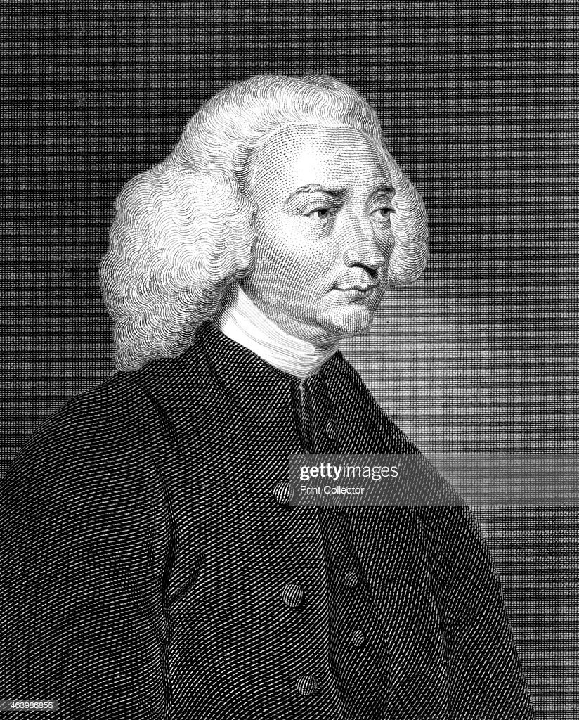 John Armstrong, 18th century Scottish physician and poet.Artist: Francis Engleheart : News Photo