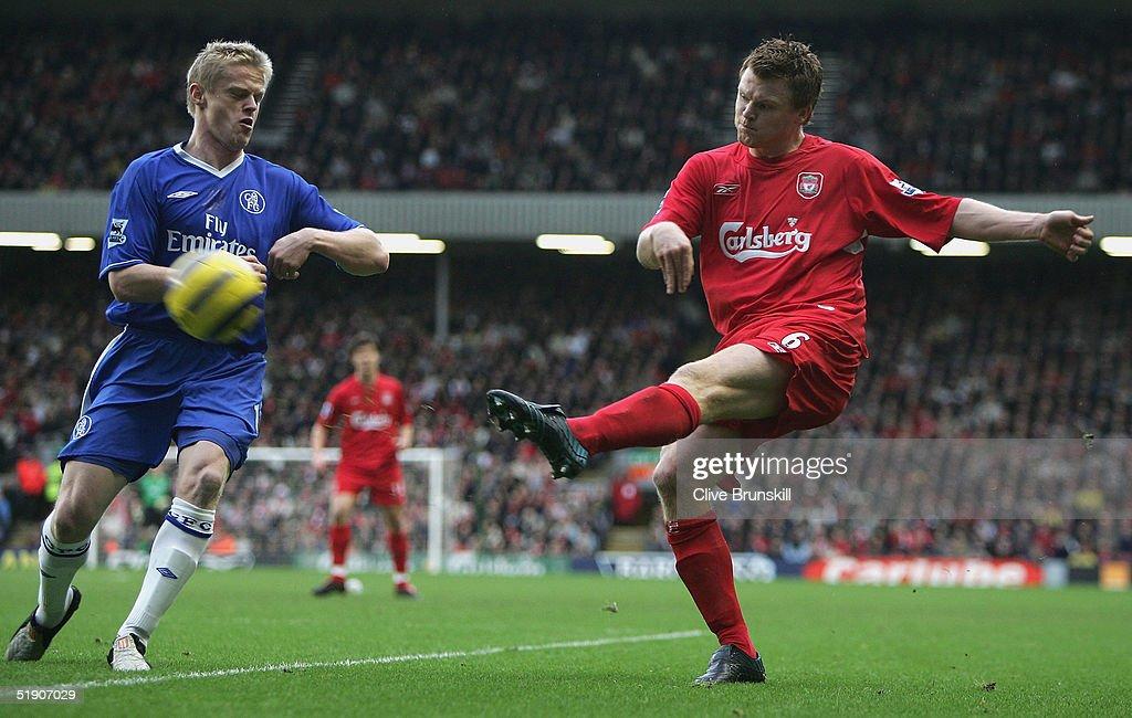 Liverpool v Chelsea : News Photo