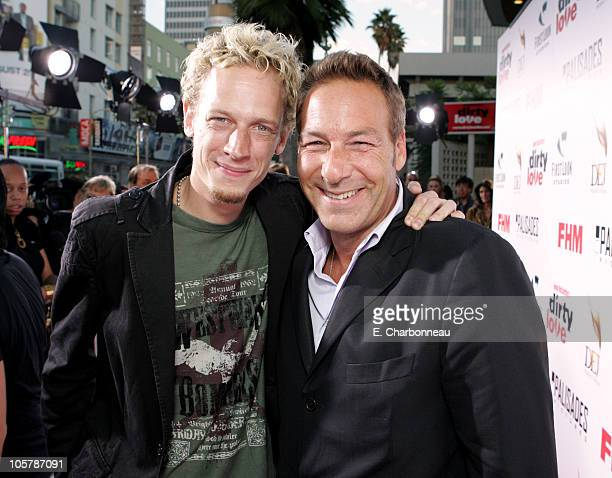 John Asher and Henry Winterstern of First Look Studios
