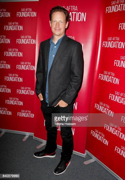 John Asher attends the SAGAFTRA Foundation Conversations with 'A Boy Called Po' at SAGAFTRA Foundation Screening Room on August 28 2017 in Los...