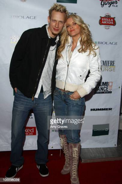 John Asher director of 'Dirty Love' and Jenny McCarthy