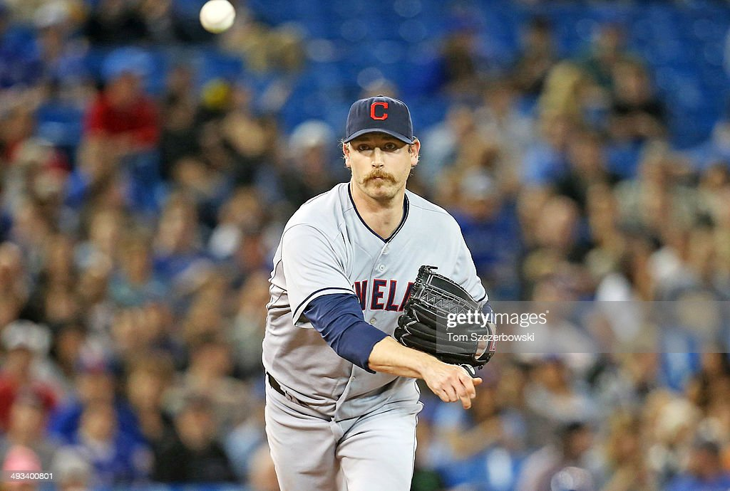 Cleveland Indians v Toronto Blue Jays : News Photo