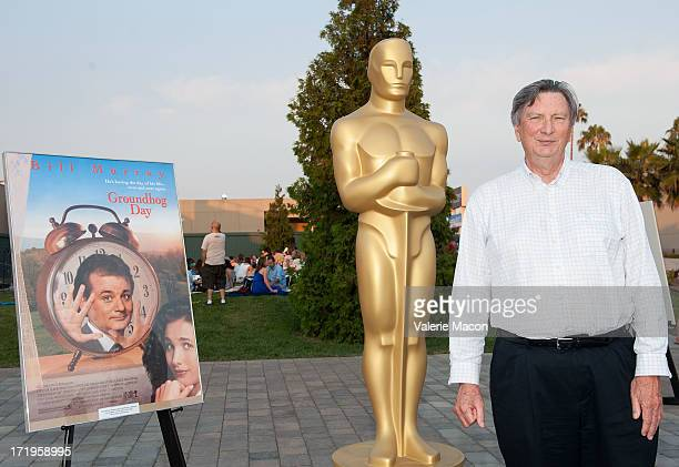 John Bailey attends The Academy Of Motion Picture Arts And Sciences' Oscars Outdoors Screening Of Groundhog Day at Oscars Outdoors on June 29 2013 in...