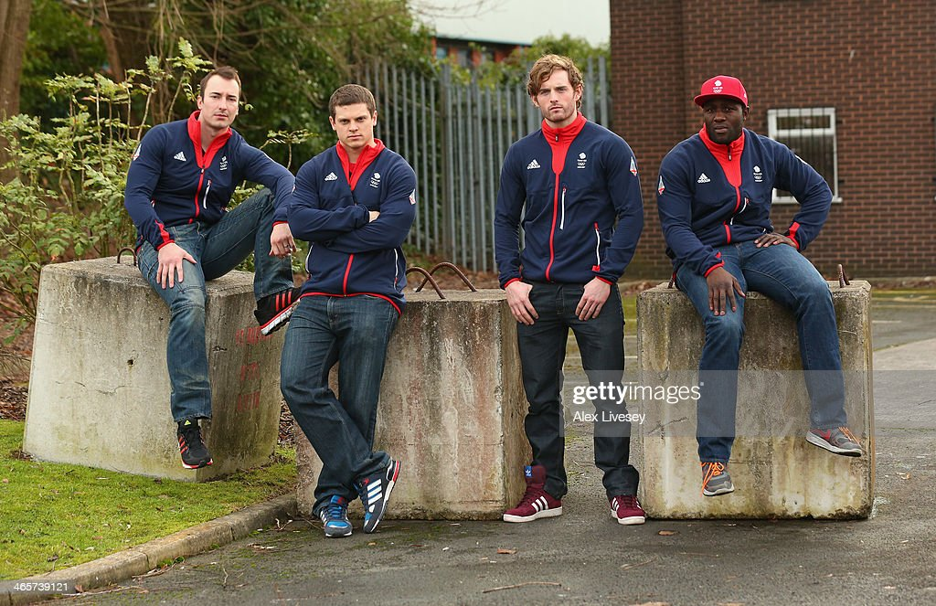 Team GB Bobsleigh Feature Shoot