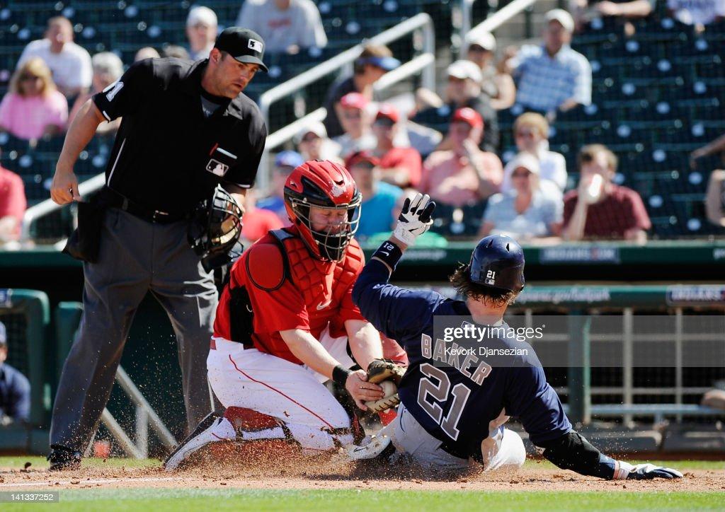 San Diego Padres v Cincinnati Reds : ニュース写真