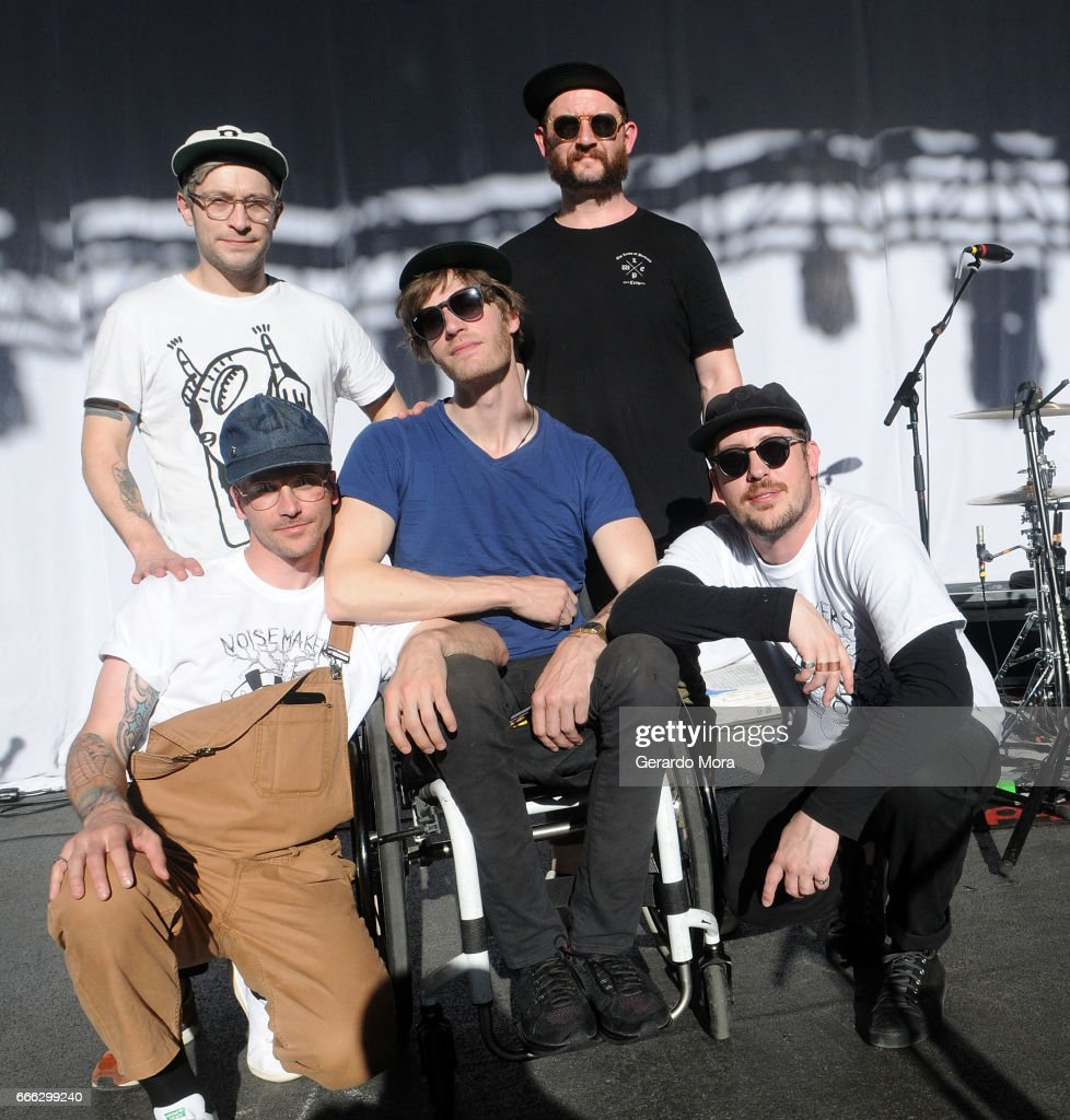 Portugal. The Man - Noisemakers Event