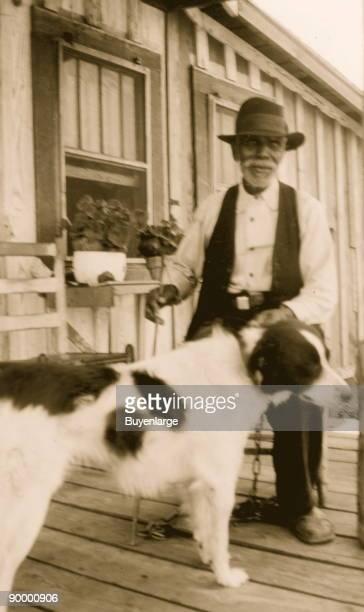 John Barker exslave Abilene