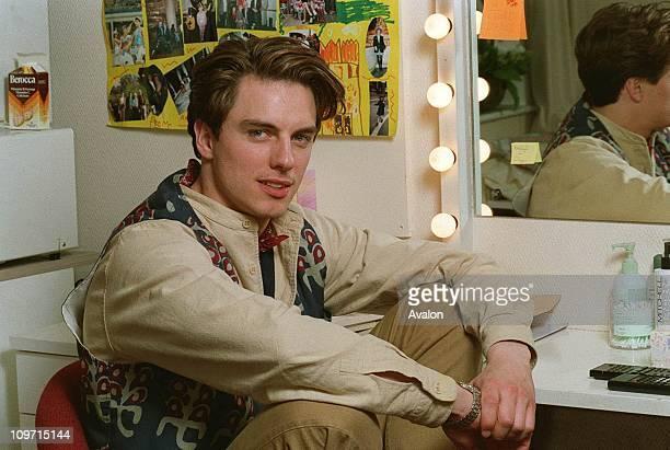 John Barrowman British Actor Singer Dancer TV Presenter Plays the lead role in 'Sunset Boulevard'