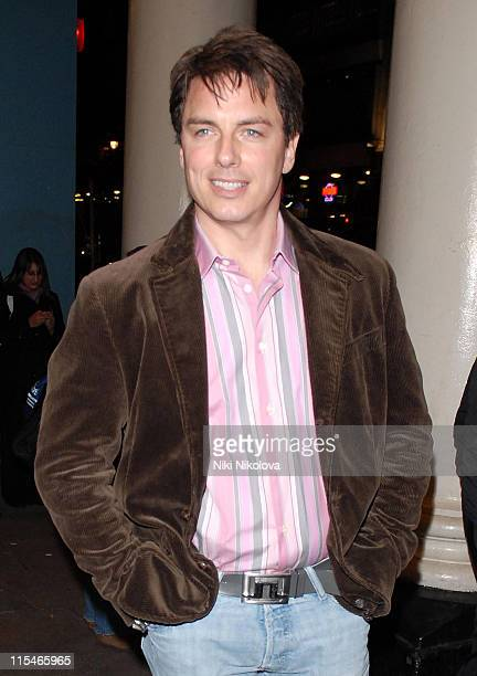 John Barrowman during Six Dance Lessons In Six Weeks November 29 2006 at London in London Great Britain