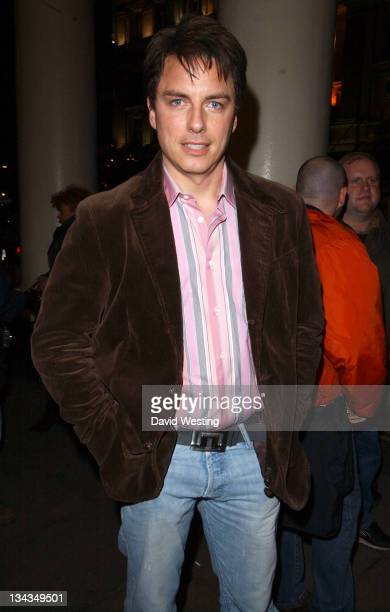 John Barrowman during Six Dance Lessons in Six Weeks November 29 2006 in London Great Britain