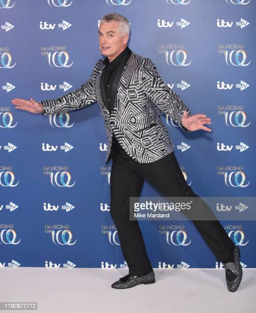 John Barrowman during the Dancing On Ice 2019 photocall at ITV Studios on December 09 2019 in London England