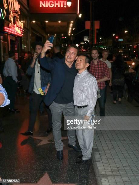 John Barrowman is seen on May 02 2017 in Los Angeles California