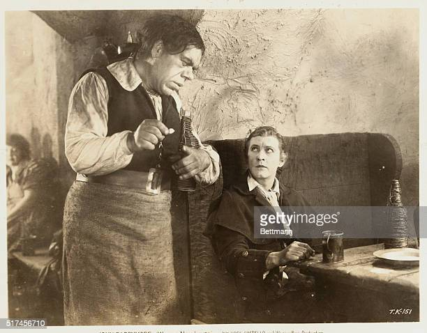 John Barrymore in When a Man Loves with Dolores Costello A Warner Brothers production 1927