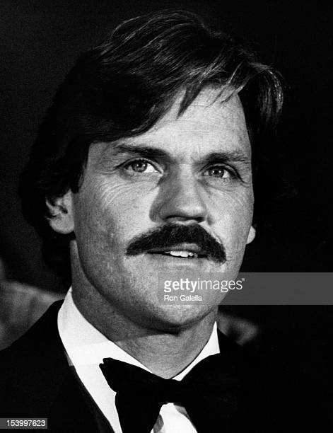 John Beck attends the party for 33rd Annual Primetime Emmy Awards on September 12 1981 at the Bonaventure Hotel in Los Angeles California