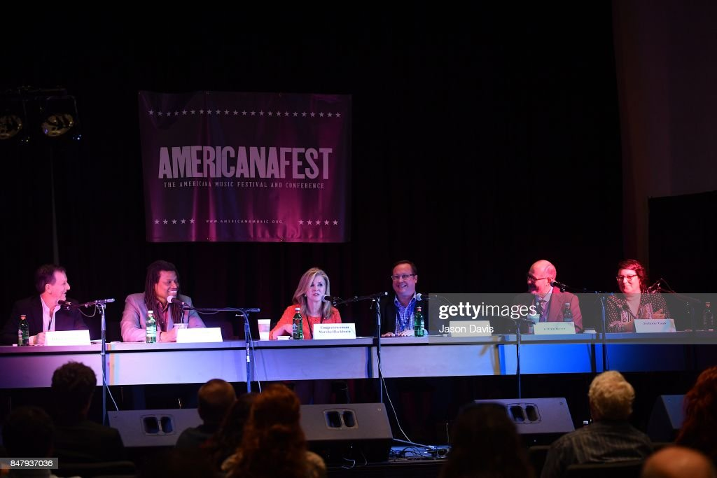 18th Annual Americana Music Festival & Conference - Better Laws And A Better Future for Music