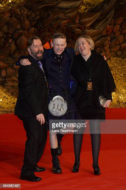 John Bell attends the German premiere of the film 'The Hobbit: The Desolation Of Smaug' at Sony Centre on December 9, 2013 in Berlin, Germany.