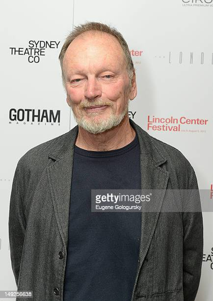 John Bell attends the Gotham Magazine Celebration With Cover Star Cate Blanchett at The London Hotel on July 25 2012 in New York City