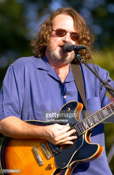 John Bell of Widespread Panic performs during day two of the Austin City Limits Music Festival at Zilker Park on September 24, 2005 in Austin, Texas.