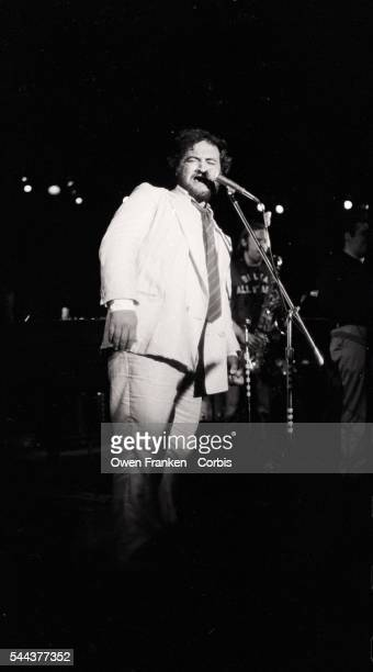 John Belushi Singing at a Saturday Night Live Party