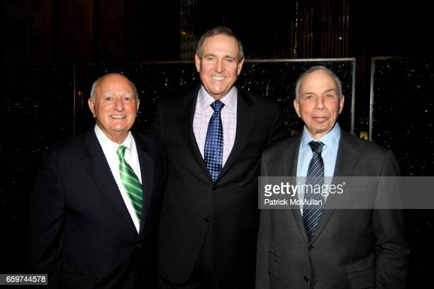 John Beni Walter Anderson and SI Newhouse Jr attend PARADE MAGAZINE and SI Newhouse Jr honor Walter Anderson at The 4 Seasons Grill Room on March 31...