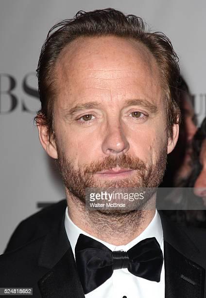 John Benjamin Hickey attending The 65th Annual Tony Awards in New York City