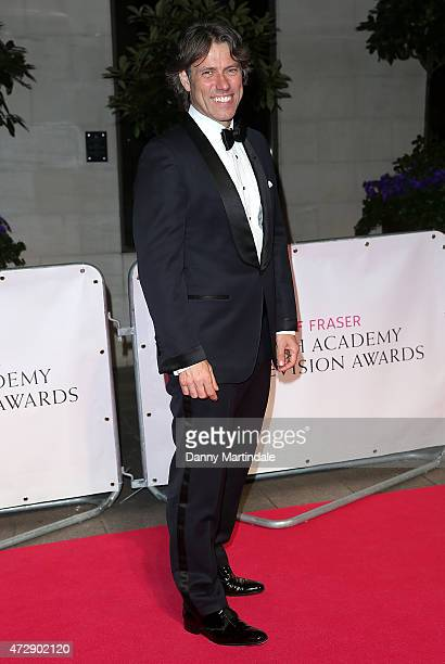 John Bishop attends the After Party dinner for the House of Fraser British Academy Television Awards at The Grosvenor House Hotel on May 10 2015 in...