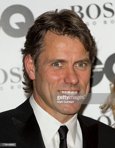 John Bishop attends the GQ Men of the Year awards at The Royal Opera House on September 3 2013 in London England