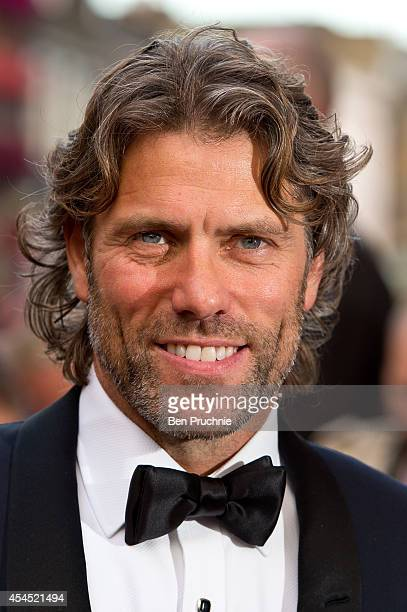 John Bishop attends the GQ men of the year awards at The Royal Opera House on September 2 2014 in London England