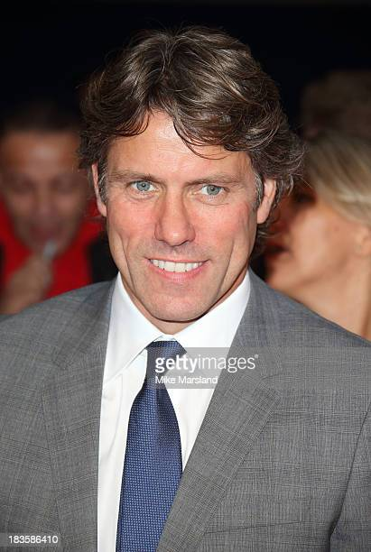 John Bishop attends the Pride of Britain awards at Grosvenor House on October 7 2013 in London England
