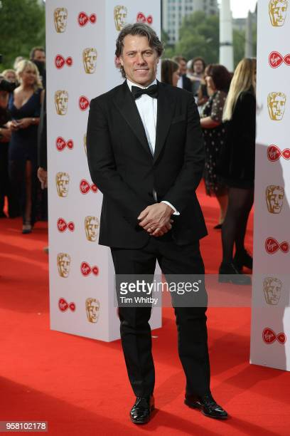 John Bishop attends the Virgin TV British Academy Television Awards at The Royal Festival Hall on May 13 2018 in London England