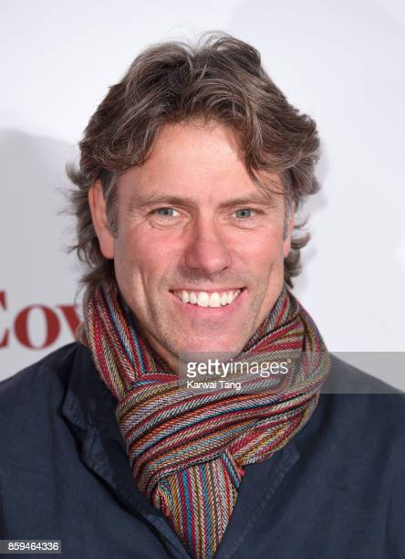 John Bishop attends the World Premiere of 'Funny Cow' during the 61st BFI London Film Festival at the Vue West End on October 9 2017 in London England