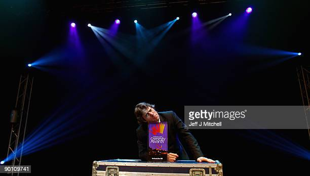 John Bishop who is nominated for Best Comedy Show in the Edinburgh Fringe comedy awards on August 27 2009 in Edinburgh Scotland The winner of the...