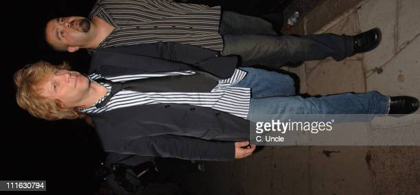 John Bon Jovi during Celebrity Sightings at Nobu - June 12, 2006 at Nobu London in London, United Kingdom.