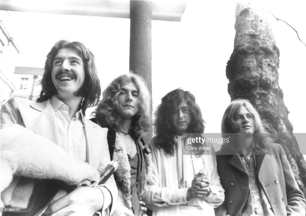 Led Zeppelin File Photos : News Photo