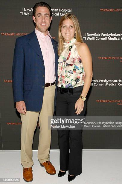 John Boockvar and Jodi Boockvar attend A Silent Auction and Food Tasting to Benefit the Emergency Departments of New YorkPresbyterian Hospital at Sun...