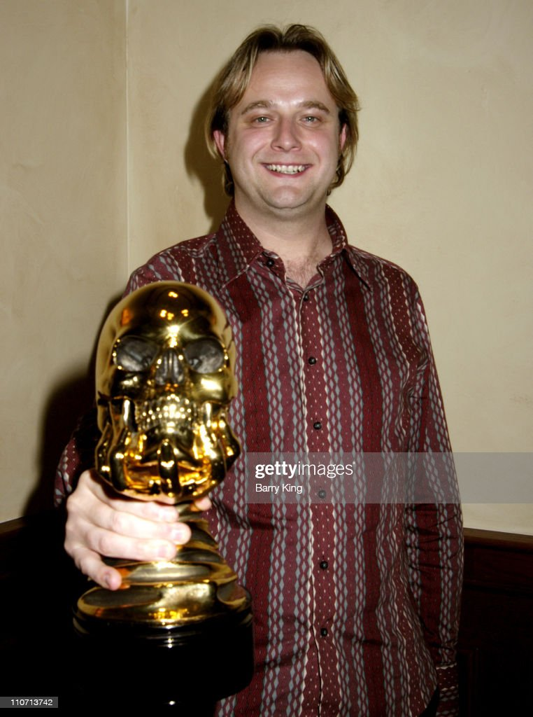Screamfest Horror Film Festival 2004 Honors Stan Winston with Career Achievement Award : News Photo