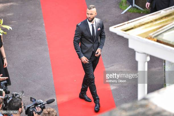John Bostock of Lens during the ceremony for the UNFP Trophy Awards on May 15 2017 in Paris France