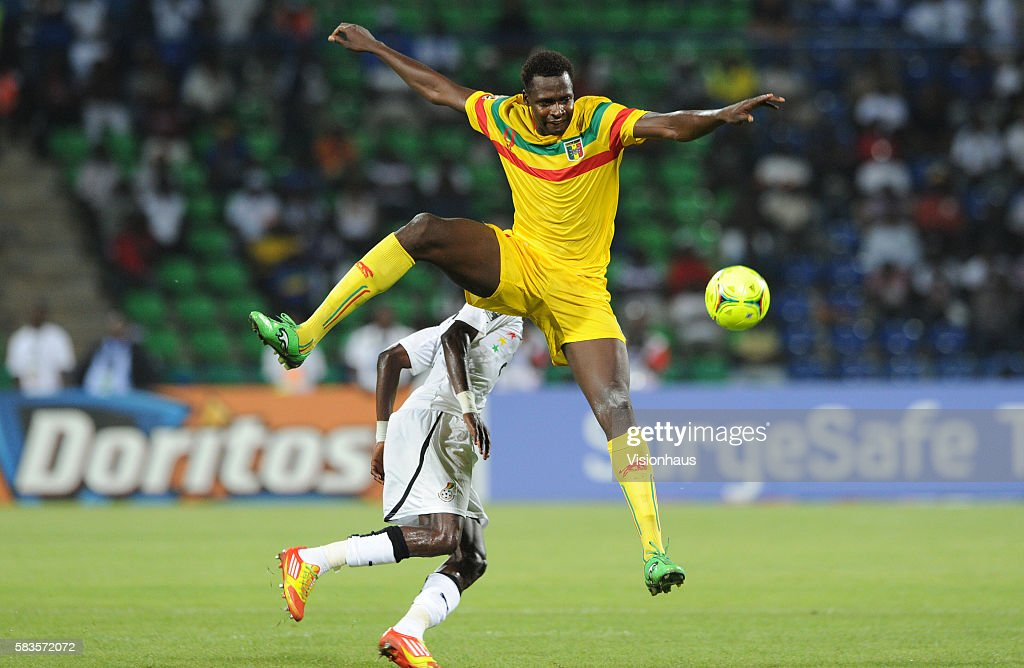 Soccer : 2012 Africa Cup of Nations - Group D Ghana vs. Mali : Photo d'actualité