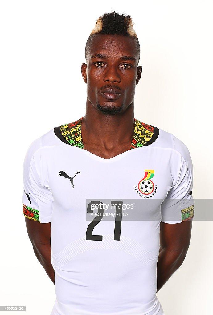 Ghana Portraits - 2014 FIFA World Cup Brazil