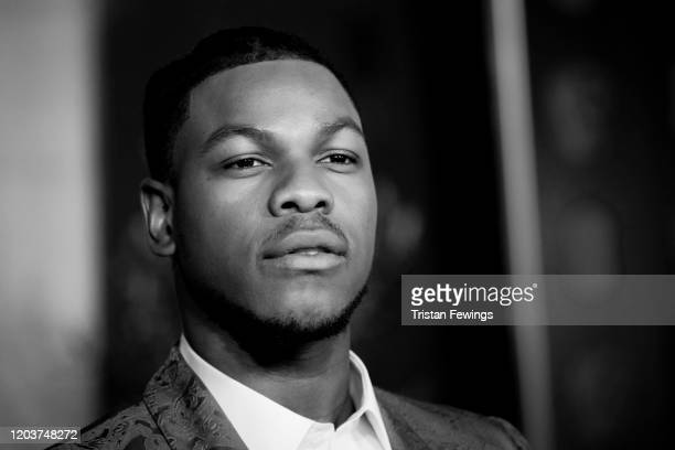 John Boyega attends the EE British Academy Film Awards 2020 After Party at The Grosvenor House Hotel on February 02 2020 in London England