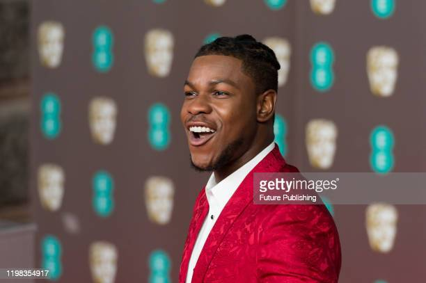 John Boyega attends the EE British Academy Film Awards ceremony at the Royal Albert Hall on 02 February 2020 in London England PHOTOGRAPH BY Wiktor...