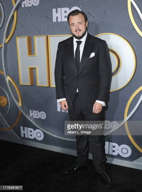 John Bradley arrives for the HBO's Post Emmy Awards Reception held at The Plaza at the Pacific Design Center on September 22, 2019 in West Hollywood,...