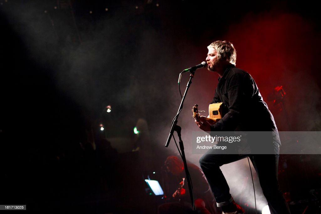 I Am Kloot Perform In Manchester