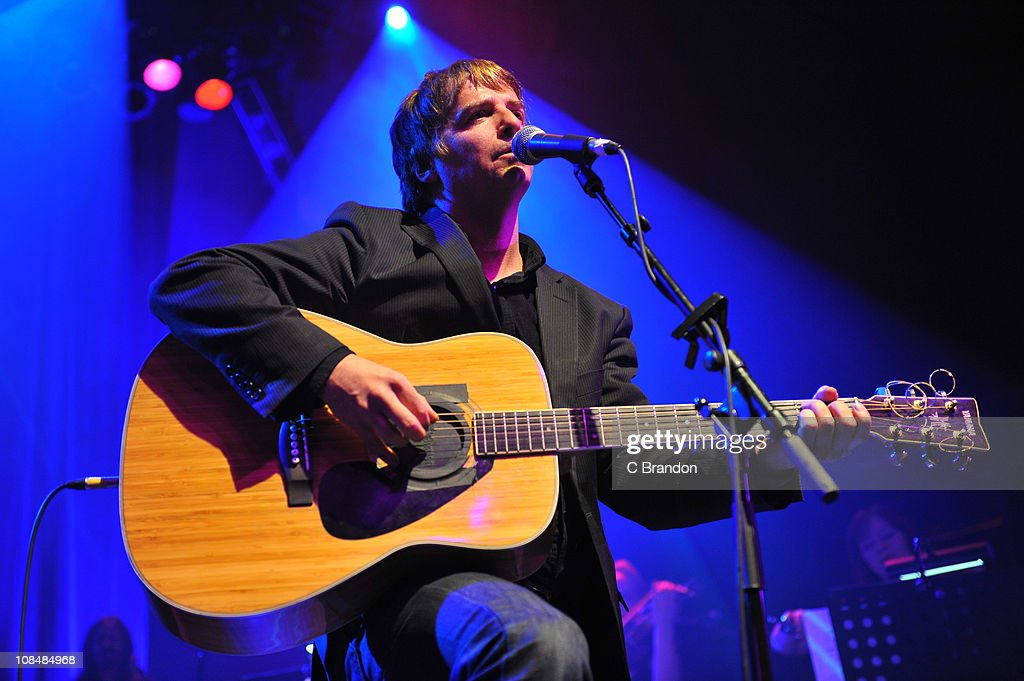 I Am Kloot Perform At Shepherds Bush Empire In London