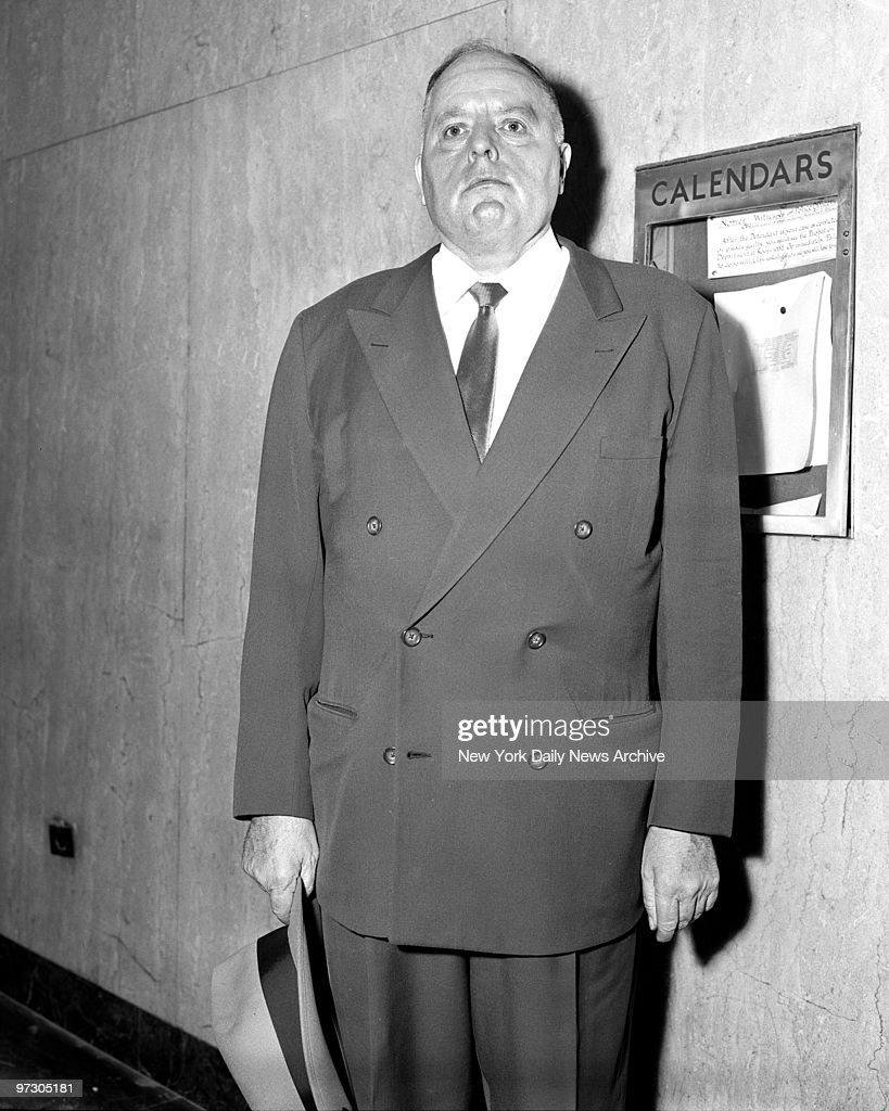 John Broady who surrended today for sentencing on a charge o ...