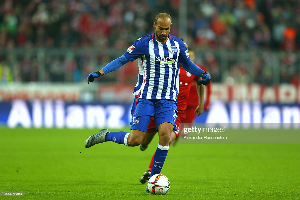 FC Bayern Muenchen v Hertha BSC - Bundesliga : News Photo