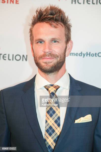 John Brotherton arrives at 30th Annual Scleroderma Benefit at the Beverly Wilshire Four Seasons Hotel on June 16 2017 in Beverly Hills California